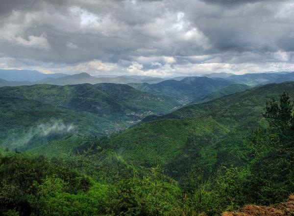 Красотата на Родопите