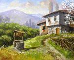 Родопска къща - Юлиан Кръстев